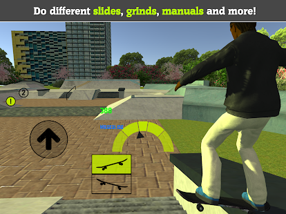 Skateboard FE3D 2 – Freestyle Extreme 3D v1.33 screenshots 9