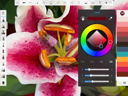 Sketchbook v5.2.5 screenshots 8