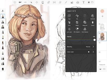 Sketchbook v5.2.5 screenshots 9