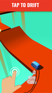 Skiddy Car v screenshots 1