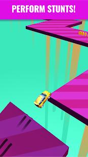 Skiddy Car v screenshots 3