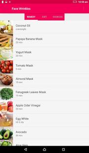 Skin and Face Care – acne fairness wrinkles v2.2.0 screenshots 12