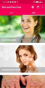 Skin and Face Care – acne fairness wrinkles v2.2.0 screenshots 3