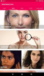 Skin and Face Care – acne fairness wrinkles v2.2.0 screenshots 9