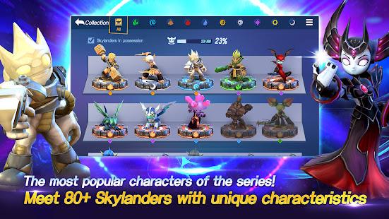 Skylanders Ring of Heroes v2.0.9 screenshots 2