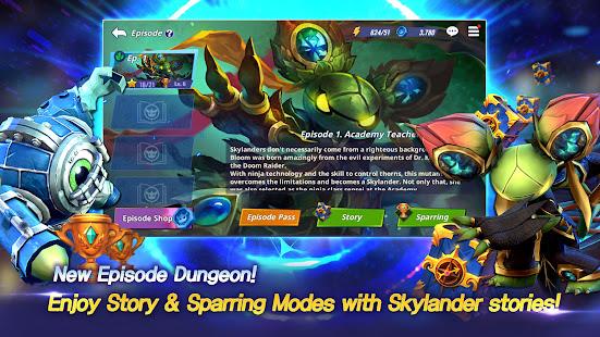Skylanders Ring of Heroes v2.0.9 screenshots 4