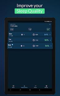 Sleepzy Sleep Cycle Tracker amp Alarm Clock v3.17.1 screenshots 10