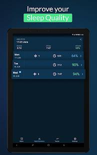 Sleepzy Sleep Cycle Tracker amp Alarm Clock v3.17.1 screenshots 15