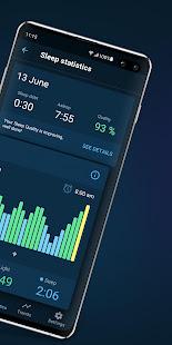 Sleepzy Sleep Cycle Tracker amp Alarm Clock v3.17.1 screenshots 2
