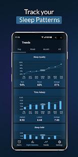 Sleepzy Sleep Cycle Tracker amp Alarm Clock v3.17.1 screenshots 3