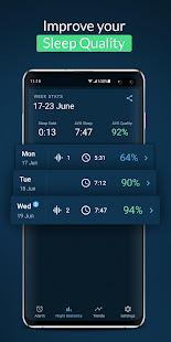 Sleepzy Sleep Cycle Tracker amp Alarm Clock v3.17.1 screenshots 5