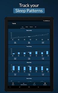 Sleepzy Sleep Cycle Tracker amp Alarm Clock v3.17.1 screenshots 8