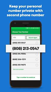 SmartLine Second Phone Number v4.34.3 screenshots 1