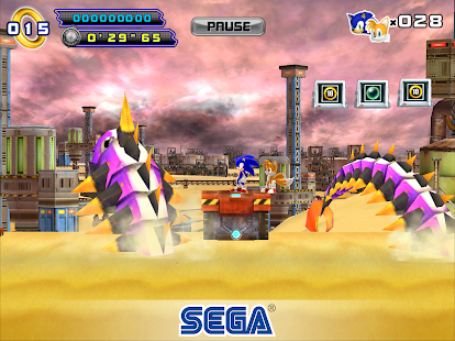 Sonic The Hedgehog 4 Episode II v2.0.5 screenshots 16