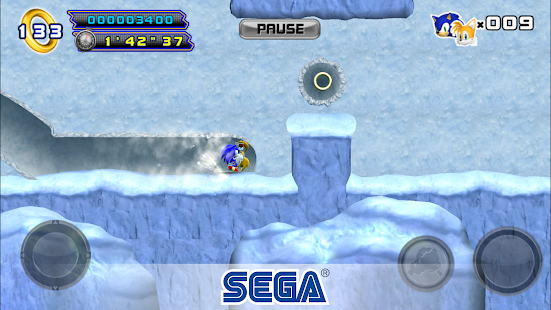 Sonic The Hedgehog 4 Episode II v2.0.5 screenshots 3