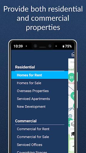 Spacious Real Estate Properties for Rent amp Sale v6.8.8 screenshots 16