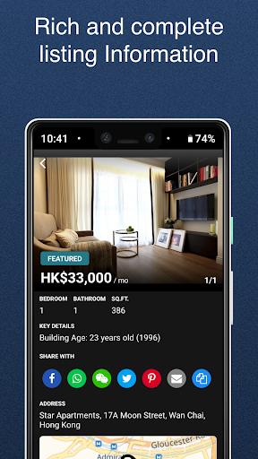 Spacious Real Estate Properties for Rent amp Sale v6.8.8 screenshots 6