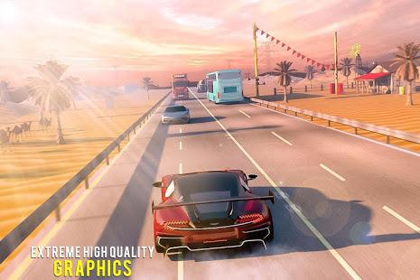 Speed Car Race 3D New Car Games 2021 v1.4 screenshots 1