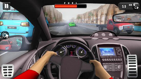 Speed Car Race 3D New Car Games 2021 v1.4 screenshots 15