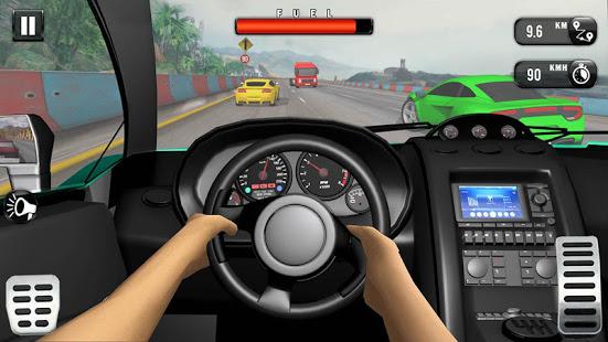 Speed Car Race 3D New Car Games 2021 v1.4 screenshots 5