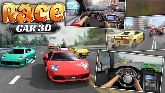 Speed Car Race 3D New Car Games 2021 v1.4 screenshots 6