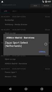 Sport Schedule v1.13 screenshots 2