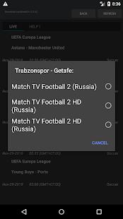 Sport Schedule v1.13 screenshots 3