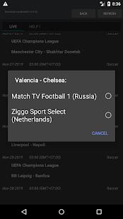 Sport Schedule v1.13 screenshots 4