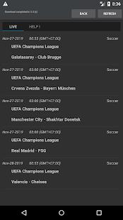 Sport Schedule v1.13 screenshots 6