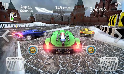 Sports Car Racing v screenshots 3