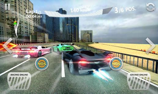 Sports Car Racing v screenshots 4