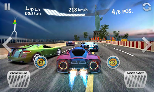 Sports Car Racing v screenshots 5
