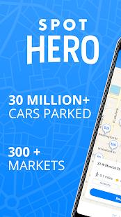 SpotHero – Find Parking v screenshots 1