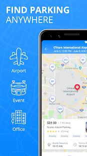 SpotHero – Find Parking v screenshots 4