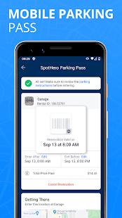 SpotHero – Find Parking v screenshots 5