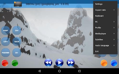 StbEmu Free v1.2.11.1 screenshots 1
