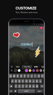 Storybeat v3.0.8 screenshots 3