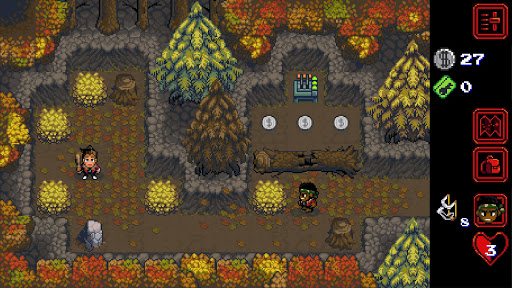 Stranger Things The Game v screenshots 1