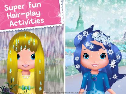 Strawberry Shortcake Holiday Hair v1.6 screenshots 13