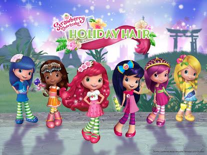 Strawberry Shortcake Holiday Hair v1.6 screenshots 6