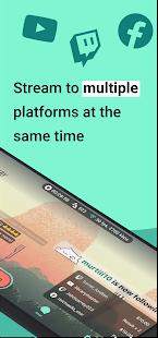 Streamlabs Live Stream Video Games Go Live IRL v3.2.1-131 screenshots 3