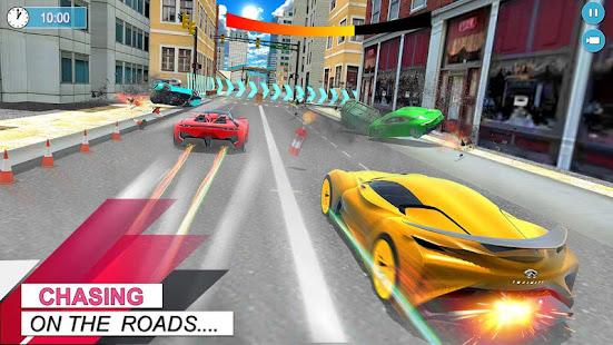 Street Nitro Racer- Extreme Car Drive v1.3 screenshots 2