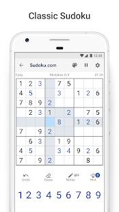Sudoku.com – Free Sudoku v4.0.0 screenshots 1