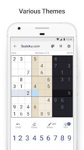 Sudoku.com – Free Sudoku v4.0.0 screenshots 6