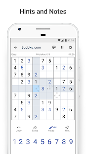 Sudoku.com – Free Sudoku v4.0.0 screenshots 7
