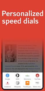 Super Fast Browser v15.0.0034.19 screenshots 4