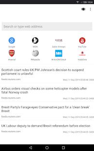Super Fast Browser v15.0.0034.19 screenshots 5