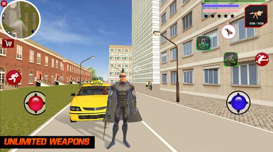 Super Hero Us Vice Town Gangstar Crime v1.1 screenshots 1