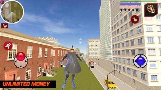Super Hero Us Vice Town Gangstar Crime v1.1 screenshots 2