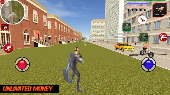 Super Hero Us Vice Town Gangstar Crime v1.1 screenshots 4